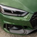 Audi RS 5 Detalle frontal