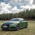 Audi RS 5 Exterior frontal
