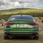 Audi RS 5 Exterior trasera