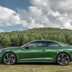Audi RS 5 Exterior lateral