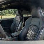Audi RS 5 Asiento delantero