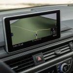 Audi RS 5 Detalle MMI Navegación