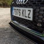 Audi RS 5 Logotipo Quattro
