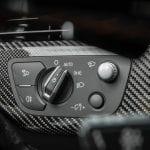 Audi RS 5 Control de luces