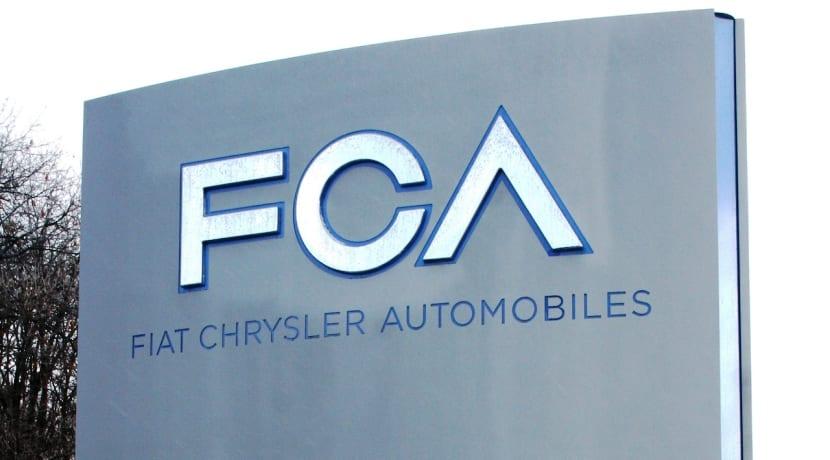 Grupo FCA logo corporativo