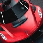 Koenigsegg Jesko Red Cherry Edition