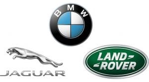 Logo BMW - Jaguar - Land Rover