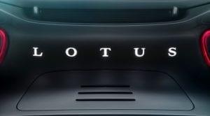 Lotus Type 130 teaser