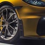 Porsche 718 Cayman GT4 llantas de aleación
