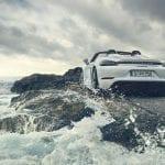 Porsche 718 Spyder zaga 1