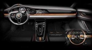Porsche Heritage - Porsche 911 interior