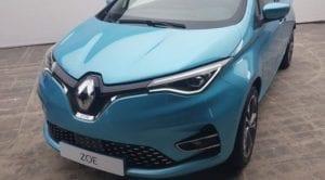 Renault Zoe MK2