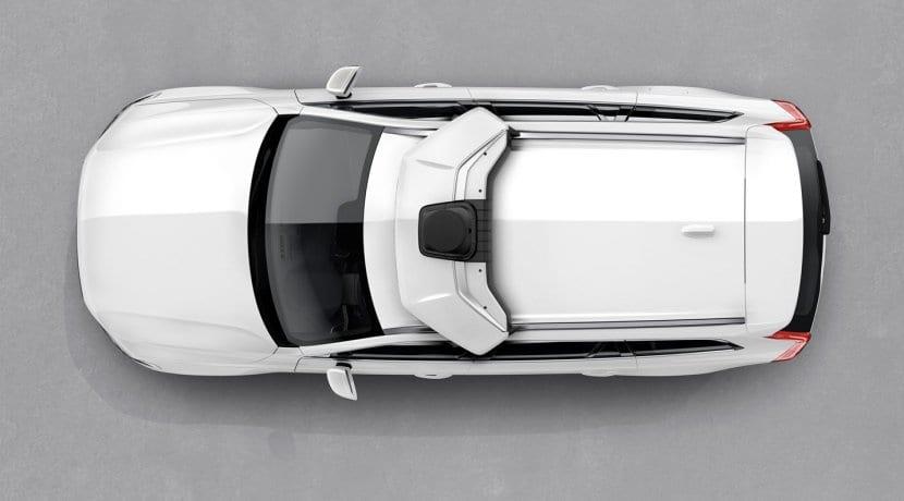 Volvo XC90 Uber vehículo autónomo