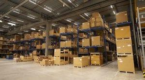 Centro logístico de Mazda en Azuqueca de Henares