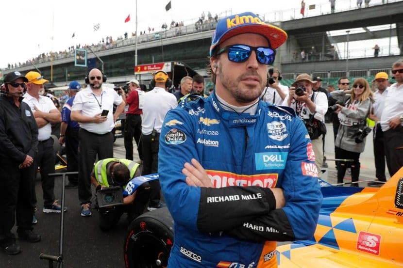Alonso en Indy