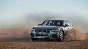 Audi A6 Allroad quattro tierra