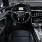 Audi A6 Allroad quattro diseño interior