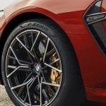 BMW M8 Competition Cabrio llantas