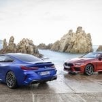 BMW M8 Competition Coupé y Cabrio