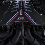 BMW M8 Competition motor