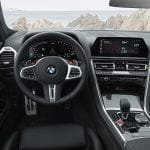 BMW M8 Competition Coupé interior