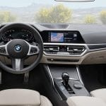 BMW Serie 3 Touring interior