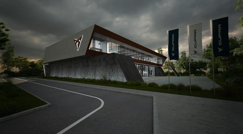 Cupra Racing Factory