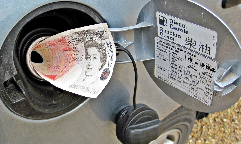 Gasolinera más cercana y barata