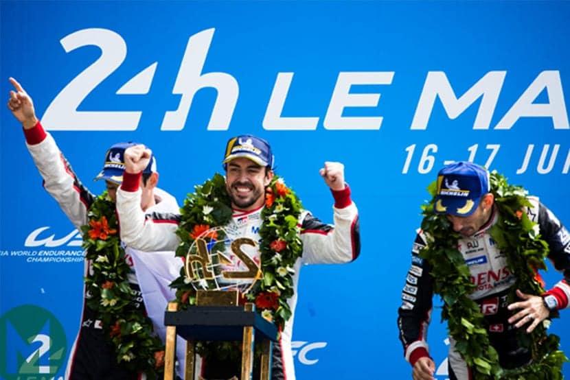 Alonso campeón WEC