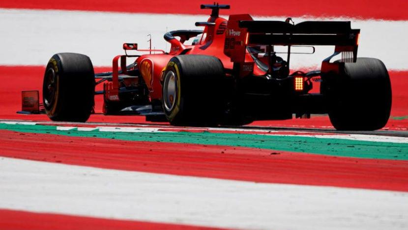 Ferrari en Austria 2019