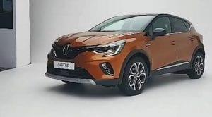 Renault Captur filtrado