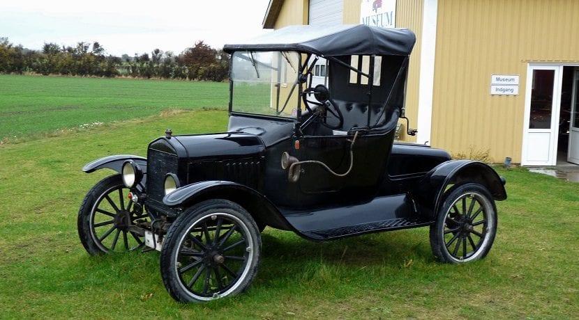 El Ford T tenía distribución SV