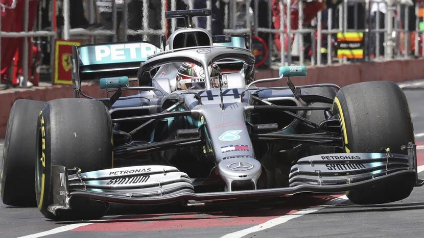 Hamilton GP de Canadá 2019