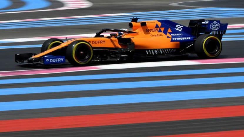 MCL24 en el GP de Francia