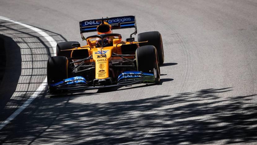 McLaren en el GP de Canadá F1 2019