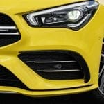 Mercedes-AMG CLA 35 Shooting Brake detalle frontal