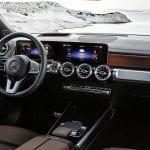 Mercedes GLB salpicadero