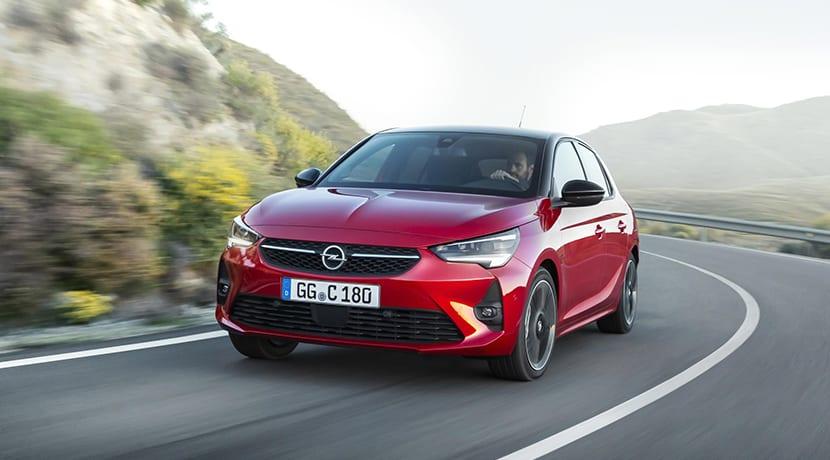 Dinámica Opel Corsa