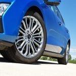 Prueba Ford Focus Sportbreak llantas