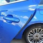 Prueba Ford Focus Sportbreak protección puertas