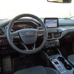 Prueba Ford Focus Sportbreak interior