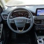 Puesto conducción Ford Focus Sportbreak