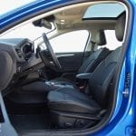 Prueba Ford Focus Sportbreak plazas delanteras