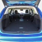 Prueba Ford Focus familiar maletero con asientos abatidos