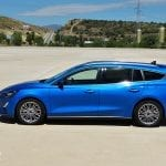 Prueba Ford Focus Sportbreak lateral