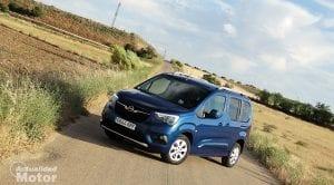 Prueba Opel Combo diésel 130 CV