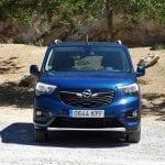 Prueba Opel Combo Life frontal