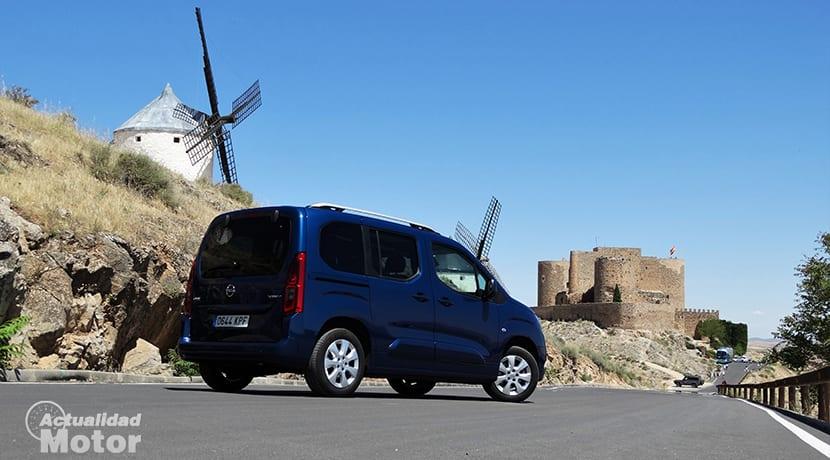 Prueba del Opel Combo Innovation diésel 130 CV