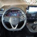 Prueba Opel Combo Life puesto conducción