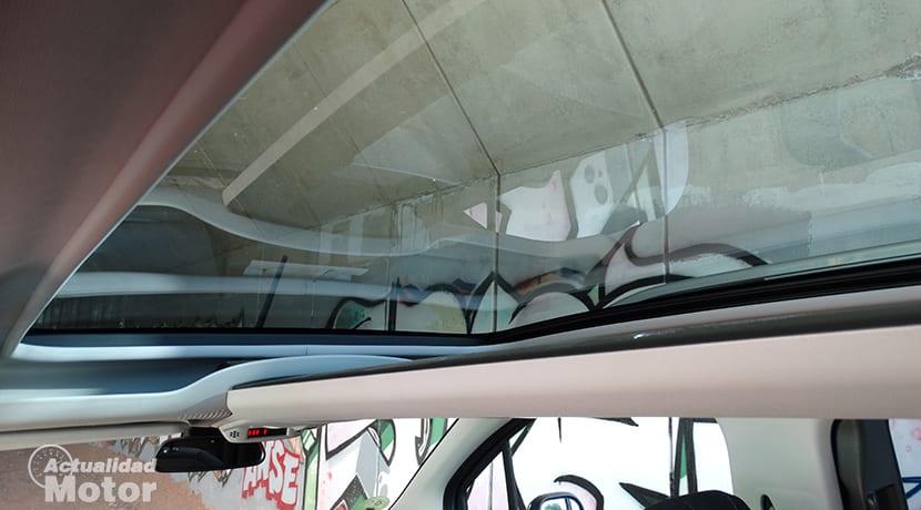 Prueba Opel Combo techo panorámico